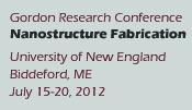 gordon nanostructure fabrication