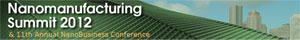 Nanomanufacturing Summit Banner