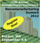 Nanomanufacturing Summit 2012