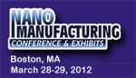 NanoManufacturing 2012