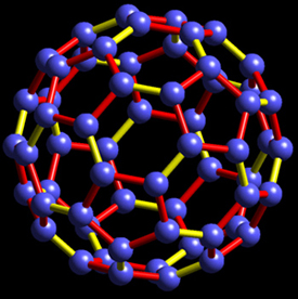 Buckyballs—strong, rigid molecules forming structures that resemble soccer balls—are a major subject of research in nanotechnology. Some are being investigated for their potential use in FDA regulated products.