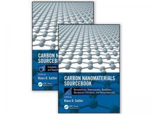 Carbon Nanomaterials Sourcebook, Two-Volume Set by Klaus Sattler