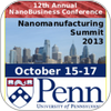 Nanomanufacturing Summit 2013