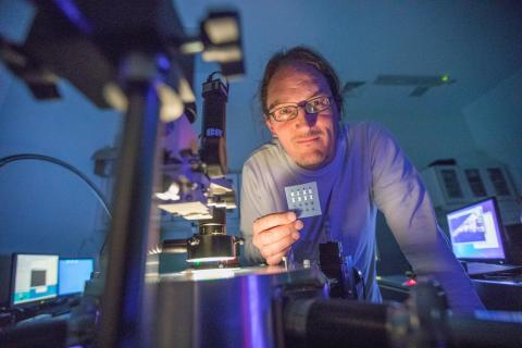 AMBER Researchers make major breakthrough in smart printed electronics
